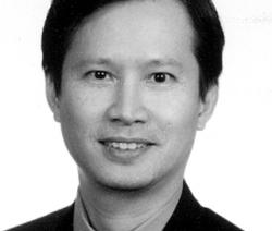 Monetary Authority of Singapore assistant managing director Ng Nam Sin