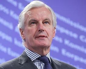 Michel Barnier - photo by European Commission