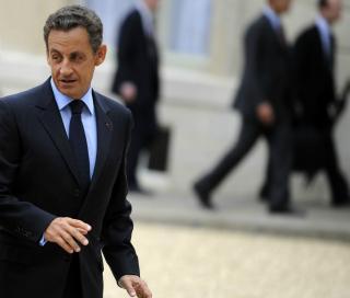 Nicolas Sarkozy - photo by European Commission