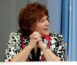 Sharon Bowles - photo by European Commission