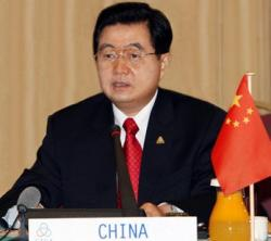 Hu Jintao, President of China